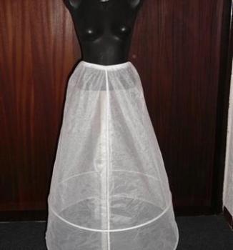 Svadobné spodničky 2 a 3 kruhové