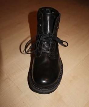 Zimné kožené pánske topánky ULTRA-TEX veľ. 41